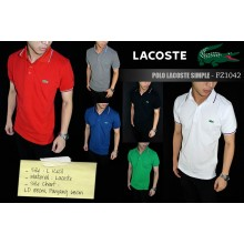 Polo Lacoste Simple