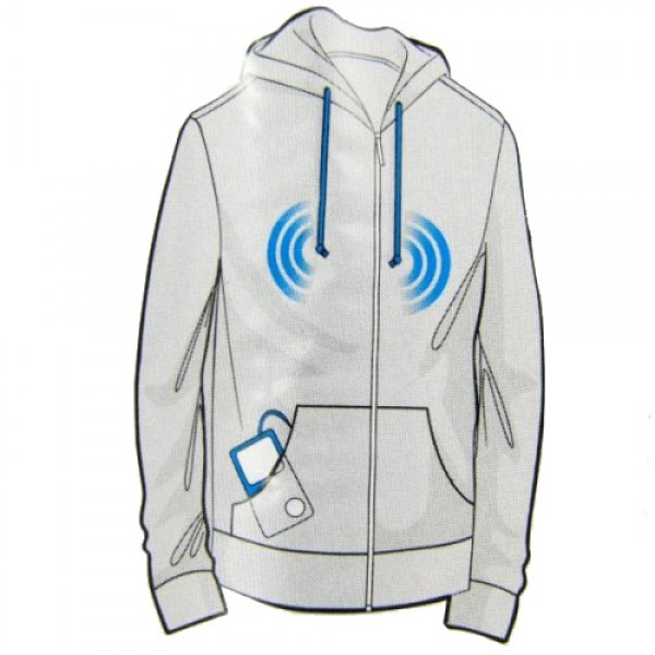 jaket earphone