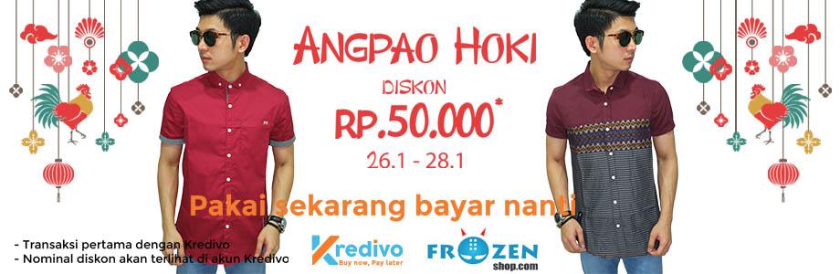 Angpao Hoki Dari Kredivo Untuk Transaksi Pertama Dengan Kredivo