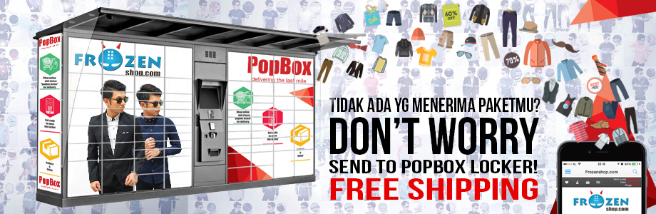 Popbox Free Delivery