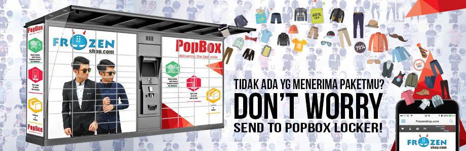 Ingin beli barang dan cepat sampai? Takut tidak ada yang terima di rumah? Atau malu ketahuan teman kantor? Sekarang ada solusi baru untuk kamu! Kirim belanjaan kamu ke PopBox Locker!