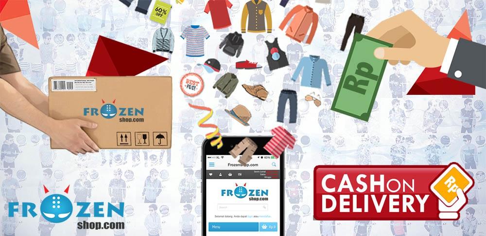 Cash On Delivery(COD) / Bayar di tempat, Belanja kini semakin aman