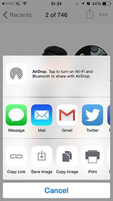 aplikasi dropbox pada smartphone